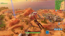 fortnite br shooting galleries desert