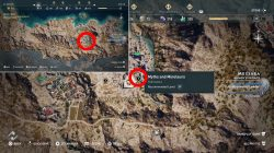 gates of atlantis messara artifact quest how to start ac odyssey