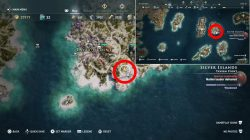 how to solve marbled morale ostraka riddle ac odyssey