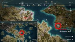 how to unlock cult of kosmos fort lokris clue ac odyssey