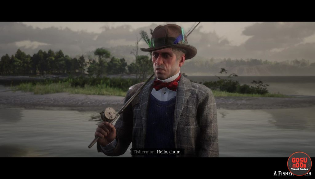 legendary fish rdr2