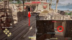 lorkis fort location where to find cultist clue assassins creed odyssey