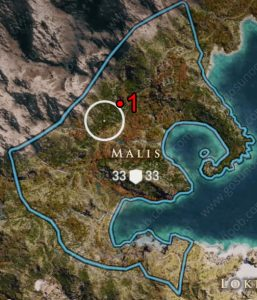 malis tablets assassins creed odyssey