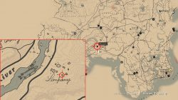 rdr2 gold bar locations