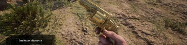 rdr 2 unique legendary weapons