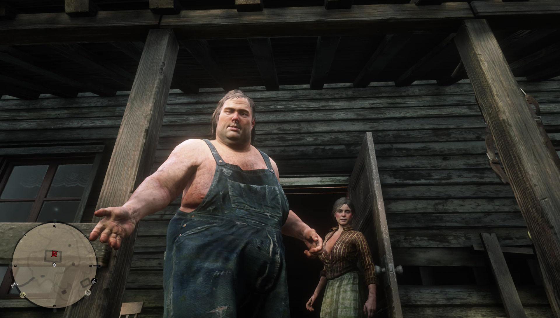 That fat ass farm girls opinion