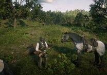 rdr2 how to retrieve horse when its too far away to whistle