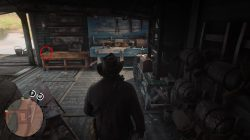 rdr2 naval compass location pearson