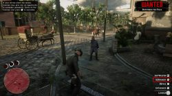 rdr2 surrender remove bounty