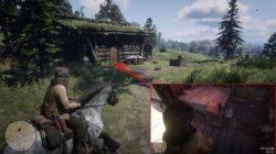 red dead redemption 2 comic book locations