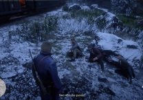 red dead redemption 2 kill or spare train guards leviticus cornwall robbery