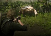 red dead redemption 2 legendary alligator location