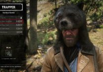 red dead redemption 2 legendary bear pelt trapper locations