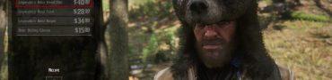 red dead redemption 2 legendary bear pelt trapper locations