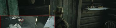 red dead redemption 2 pocket mirror location molly request