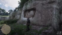 red dead redemption 2 rock carving collectibles