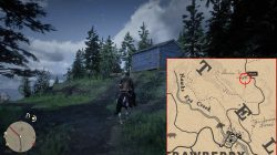 red dead redemption 2 shack location lenora view