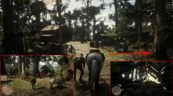 red dead redemption 2 where to find cat skull mask