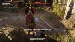 spartan seals how to get creating opportunity quest assassins creed odyssey