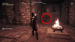 tomb of the first pythia ancient stele location ac odyssey