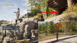 tomb of the first pythia location ac odyssey