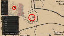 where to find bull locations red dead redemption 2
