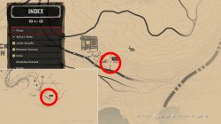 where to find heartlands grassy hills dinosaur bones rdr2