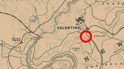 where to find third serial killer map clue red dead redemption 2