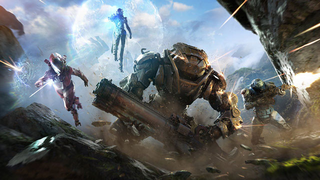 Anthem Closed Alpha Testing Dates & Details Announced