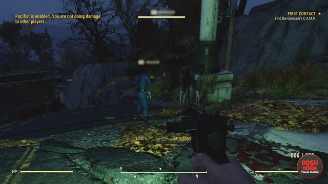 Fallout 76 How to Mute Other Players