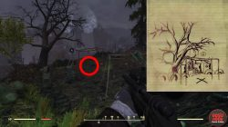 Forest Treasure map where to find playground mound fo76