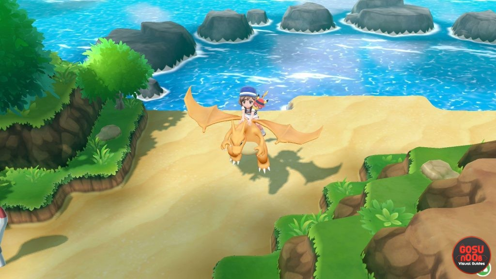 Pokemon Let S Go Move Faster And Fast Travel How To