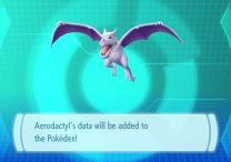 Pokemon Let's Go Pikachu & Eevee Aerodactyl - How to Get
