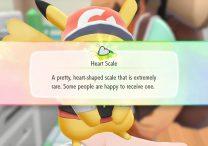 Pokemon Let's Go Pikachu & Eevee Heart Scale How to Get