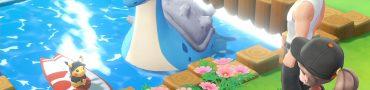 Pokemon Let's Go Pikachu & Eevee How to Get Sea Skim Secret Technique