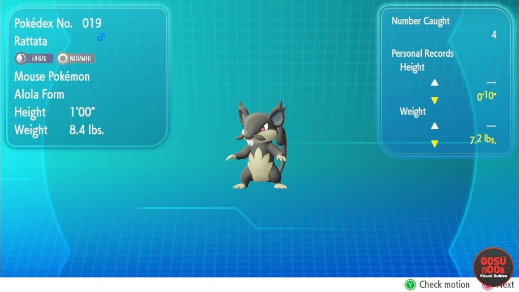 Pokemon Let's Go Trade Rattata, Geodude, Diglett - Alola Forms - Should I Do It