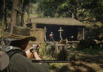 Red Dead Redemption 2 Hermit Stranger - Torn Treasure Map 1 Location