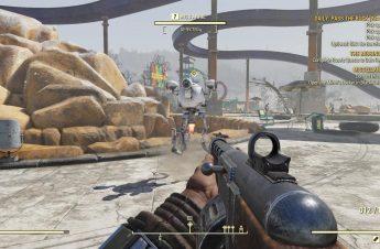 Fallout 76 Explosive