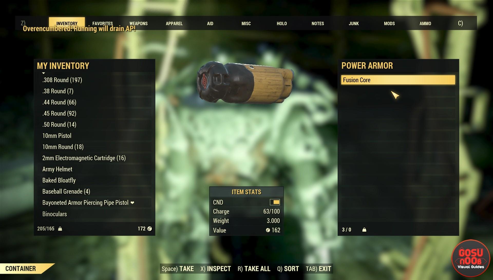 fallout 76 better generator plans