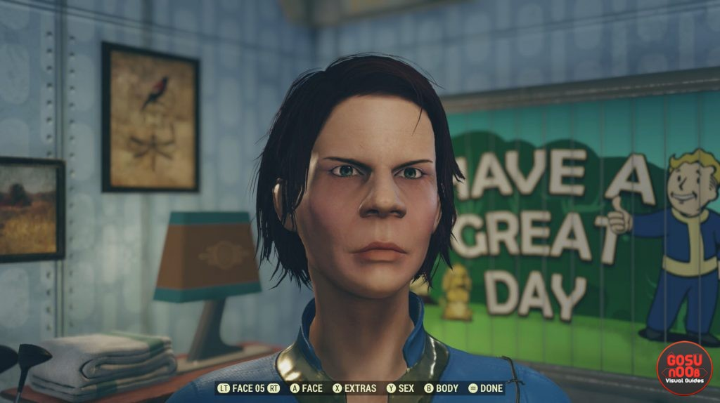 fallout 76 how to change appearance
