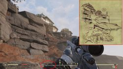 fallout 76 savage divide treasure map palace