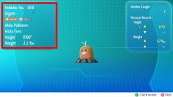 how to get alola form pokemon lets go diglett