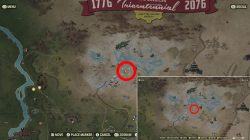 how to solve fallout 76 toxic valley treasure map 2