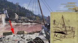 pioneer scout camp fo76 toxic valley treasure map solution location