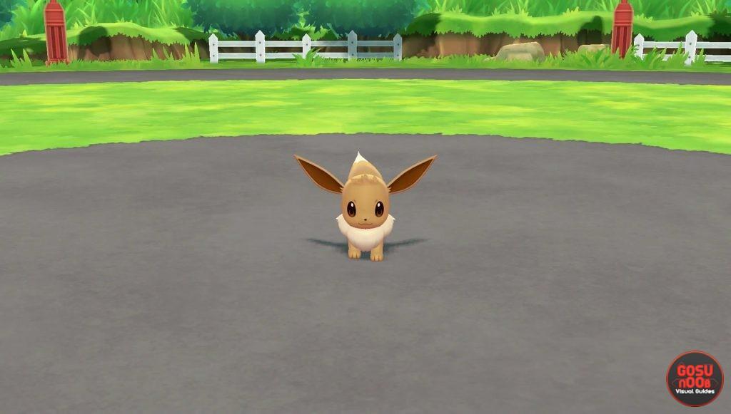 pokemon let's go eevee location pikachu edition