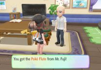 pokemon lets go flute location
