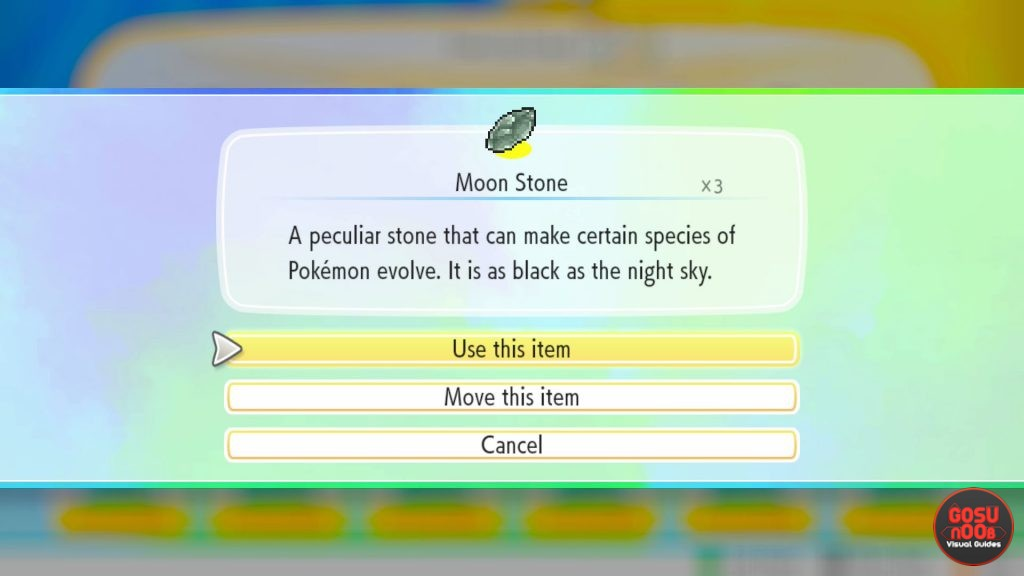 pokemon let's go moon stones how to get