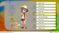pokemon lets go pikachu how to get raichu set
