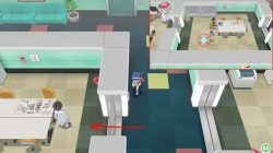 pokemon let's go silph co building how to get to top