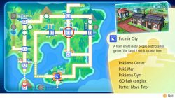 pokemon let's go where to find lapras